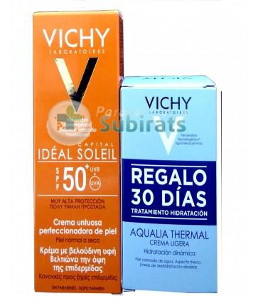 VICHY IDEAL SOLEIL 50+ CREMA UNTUOSA 50 ML